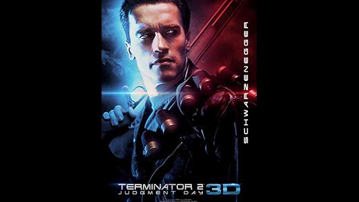 Bild för Terminator 2: Judgment Day (15 år) 3D, 2018-02-03, Biosalongen Folkets Hus