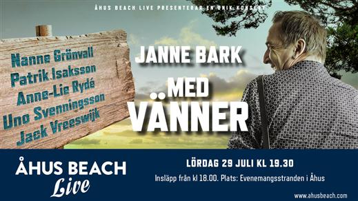 Bild för Åhus Beach Live, 2017-07-29, Åhus Beach Live