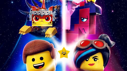 Bild för LEGO® FILMEN 2 (Sv. tal), 2019-02-10, Biosalongen Folkets Hus