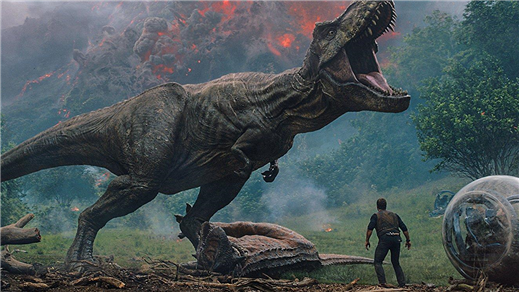 Bild för Jurassic World: Fallen Kingdom (11år), 2018-06-08, Metropolbiografen