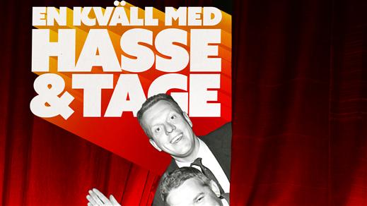 Bild för En kväll med Hasse & Tage!, 2019-10-12, Folkan Teater