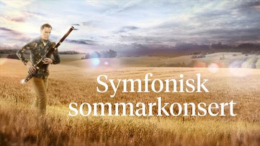 Bild för SYMFONISK SOMMARKONSERT 25/8, 2019-08-25, Hebeteatern, Folkets Hus Kulturhuset
