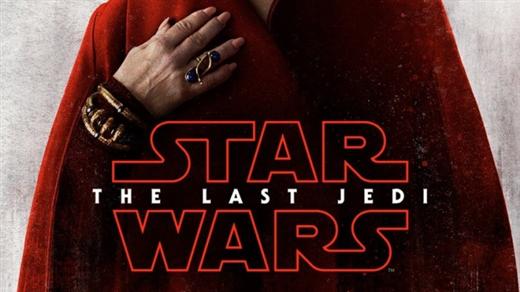 Bild för Star Wars: The Last Jedi (Sal.3 11år Kl.16 2t32m), 2018-01-04, Saga Salong 3