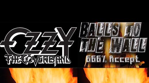 Bild för Ozzy The Coverband & Balls to the Wall (Accept), 2020-03-28, Saga Salongen Torshälla