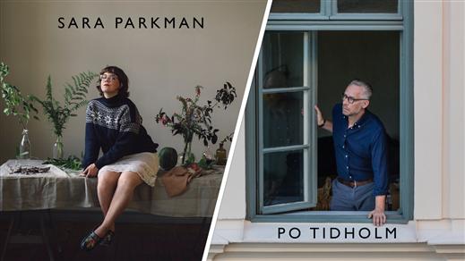 Bild för En kväll på Svanö med Sara Parkman och Po Tidholm, 2020-05-16, Svanö Folkets Hus