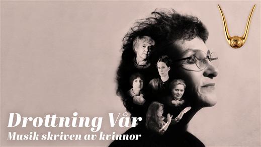 Bild för Orphei Drängar: Drottning Vår | 10 mars 18:30, 2019-03-10, Uppsala, Missionkyrka