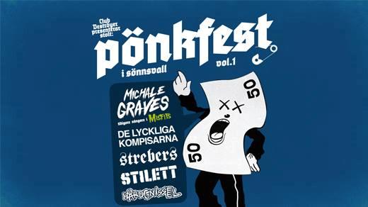 Bild för Pönkfest!, 2019-03-09, Club Deströyer
