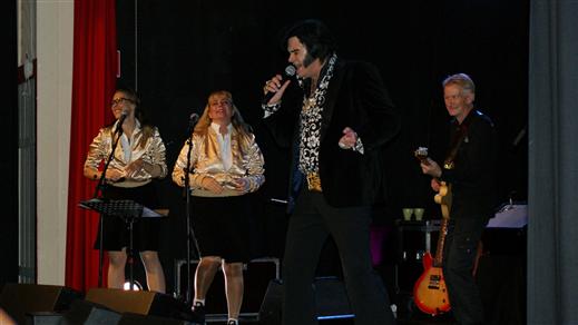 Bild för Elvis-event 17/9, 2016-09-17, Ersboda Folkets Hus