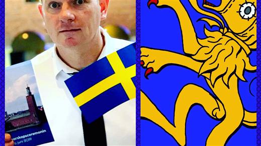 Bild för Svenska Humorklubben: AL PITCHER + support 18.00, 2019-08-21, Biografbaren