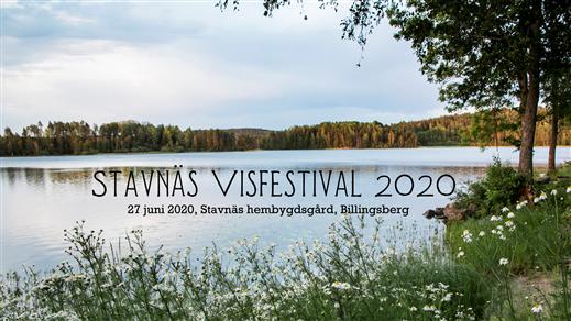 Bild för Stavnäs Visfestival 2020, 2020-06-27, Billingsberg