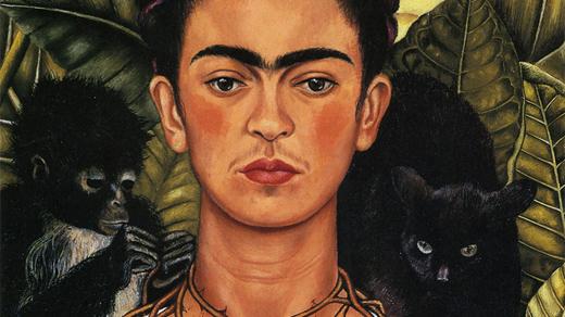 Bild för Hyllning till Frida Kahlo med Duo Cantilena, 2016-09-18, Ystad, Scala Biografen
