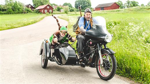 Bild för Sjung med Pettson & Findus, 2018-06-16, Tjo i Tjögsta
