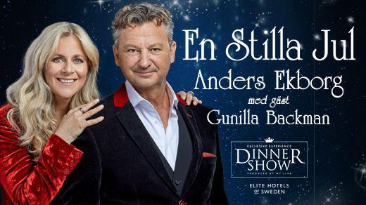 Bild för En Stilla Jul - Exclusive Dinner Show - HBG, 2020-12-18, Elite Hotel Marina Plaza