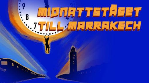 Bild för Midnattståget till Marrakech, 2018-09-19, Jönköpings Teater