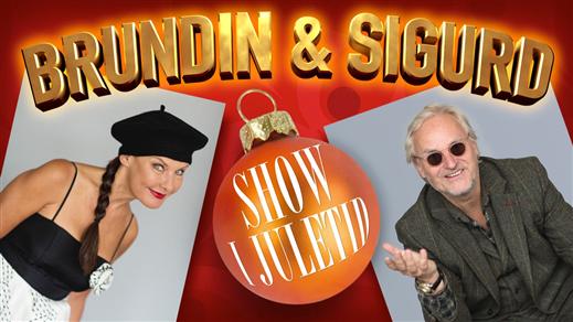 Bild för Show i Juletid, Anna-Lena Brundin & Jan Sigurd, 2018-12-08, Flora Biograf onumrerad