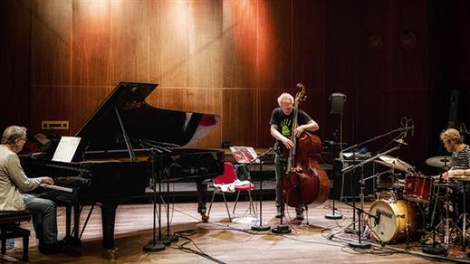 Bild för Bobo Stenson Trio, 2018-04-10, Fasching