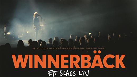 Bild för Winnerbäck - Ett slags liv (Sal.2 Kl.17:30 1t34m), 2017-10-13, Saga Salong 2