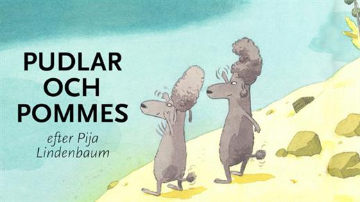 Bild för Pudlar och Pommes, 2018-05-18, Oktoberteatern (Onumrerat)