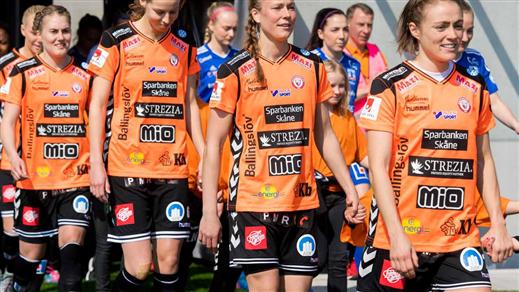 Bild för Kristianstad DFF - Kopparbergs/Göteborg FC, 2018-10-20, Kristianstad Nya Fotbollsarena