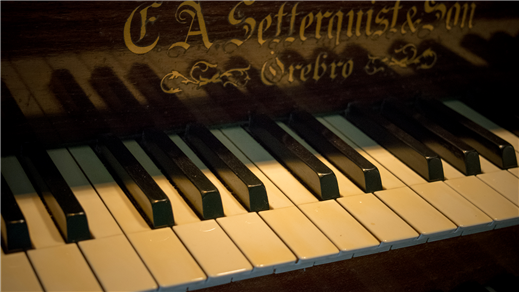 Bild för Pianopärlor, 2020-08-20, Rogslösa kyrka