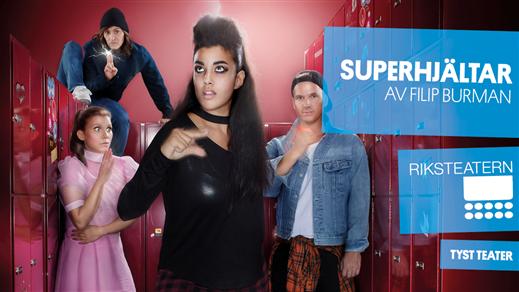 Bild för Superhjältar, 2018-10-27, Medborgarhuset