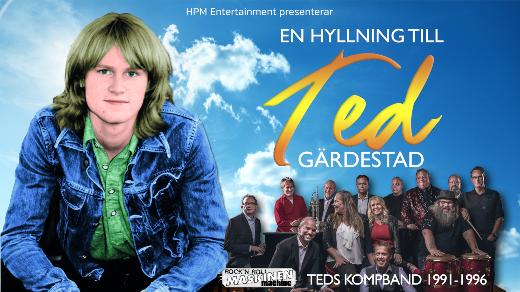 Bild för En Hyllning till Ted Gärdestad, 2021-08-14, Bruksområdet Hälleforsnäs