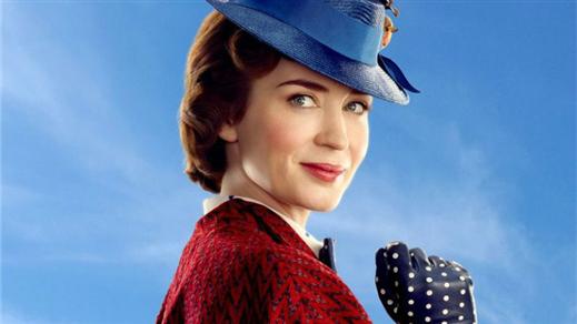 Bild för Mary Poppins kommer tillbaka, 2018-12-26, Järpenbion
