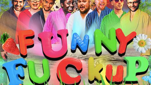 Bild för Funny Fuckup 2018, 2018-07-14, Majas vid Havet