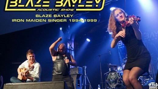 Bild för Blaze Bayley ex Iron Maiden@RockBåten M/S Harmony, 2017-09-28, RockBåten M/S Harmony