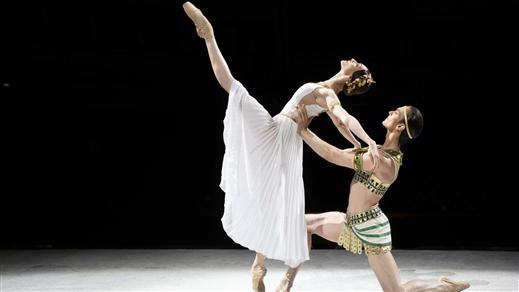 Bild för Live på bio - Faraos dotter balett, 2022-05-01, Nyköpings Teater