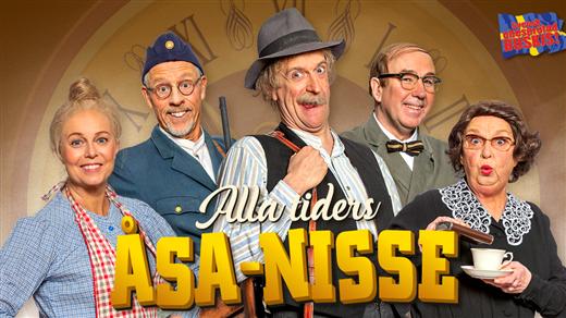 Bild för ALLA TIDERS ÅSA-NISSE, 2022-08-12, Vallarna