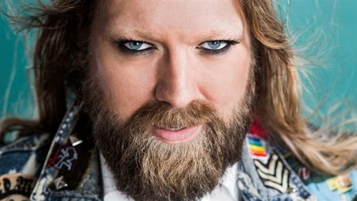 Bild för Rickard Söderberg är Gaytenor, 2018-03-18, Idun, Umeå Folkets Hus