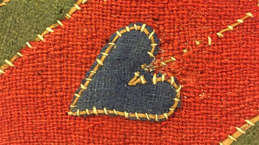 Bild för Helgkurs i guldskinns- / ylleintarsiabroderi, 2020-04-18, Polhemskolan