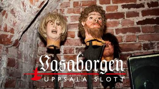 Bild för Historisk guidning i Vasaborgens museum, 2019-07-29, Vasaborgen Uppsala slott