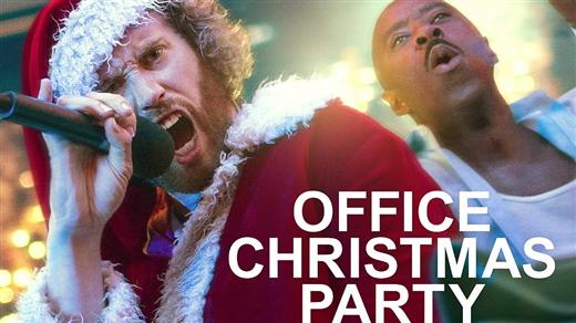 Bild för Office Christmas Party, 2016-12-23, Bräcke Folkets hus