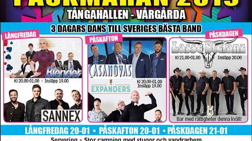 Bild för Påskmaran 2019, 2019-04-18, Tångahallen Vårgårda