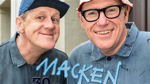 Bild för Macken - En film om två bröder och en mack - 30 år, 2020-02-11, Kulturum | Stora scenen