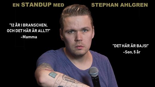 Bild för Mitt LIV är ett SKÄMT! med Stephan Ahlgren, 2020-03-19, Babel