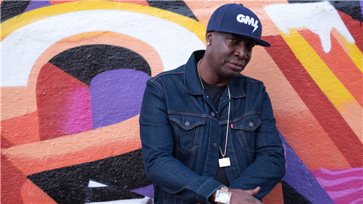 Bild för Grandmaster Flash - Block Party!, 2019-02-22, Pustervik