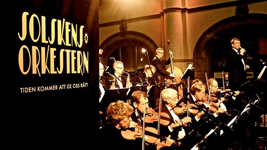 Bild för Solskensorkestern - Din vår är min vår, 2018-04-22, Sal B - Numrerad sittplats