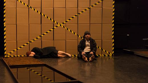 Bild för Jag går över gränser men är ändå kvar, 2016-10-28, Teaterhallen, Tomelilla Folkets Park
