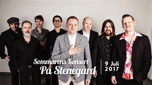 Bild för Sommarens konsert - Magnus Carlson, 2017-07-09, Stenegård, Järvsö