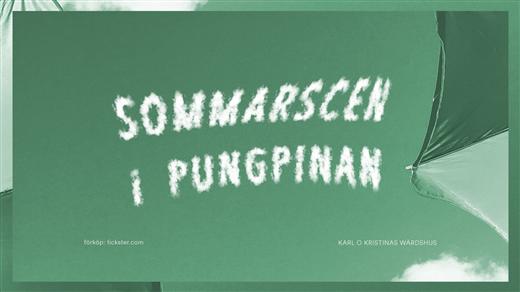 Bild för Christian Kjellvander - Sommarscen i Pungpinan, 2018-07-19, Karl och Kristinas Wärdshus och trädgårdscafé
