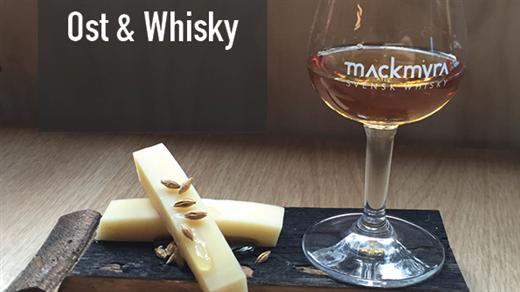 Bild för 31 aug - Ost- och whiskyprovning, 2018-08-31, Whiskyby Gävle