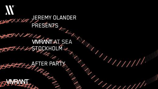 Bild för Vivrant at Sea | After Party, 2019-06-08, NEU