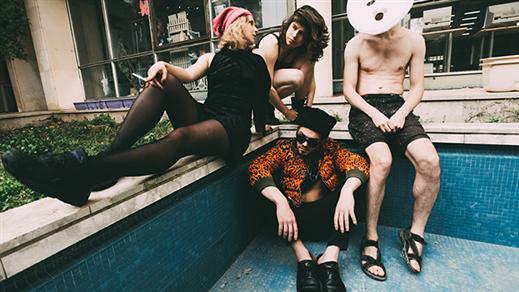 Bild för Pussy Riot, 2019-02-03, Fasching