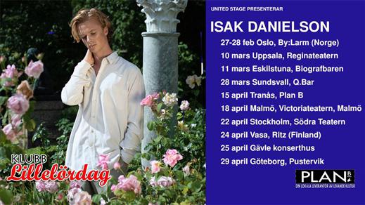 Bild för ISAK DANIELSON, 2020-04-15, Plan B