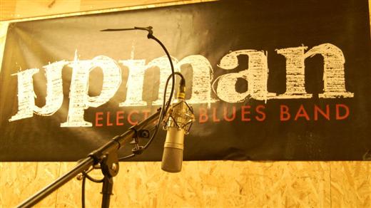 Bild för Upman Electric Blues Band & Stone Sound, 2018-03-24, Biljardkompaniet