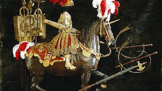 Bild för Certamen Equestre- ärans riddare, 2019-12-12, Livrustkammaren