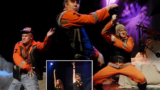 Bild för Pistvakt, 2016-11-04, Frimis Salonger